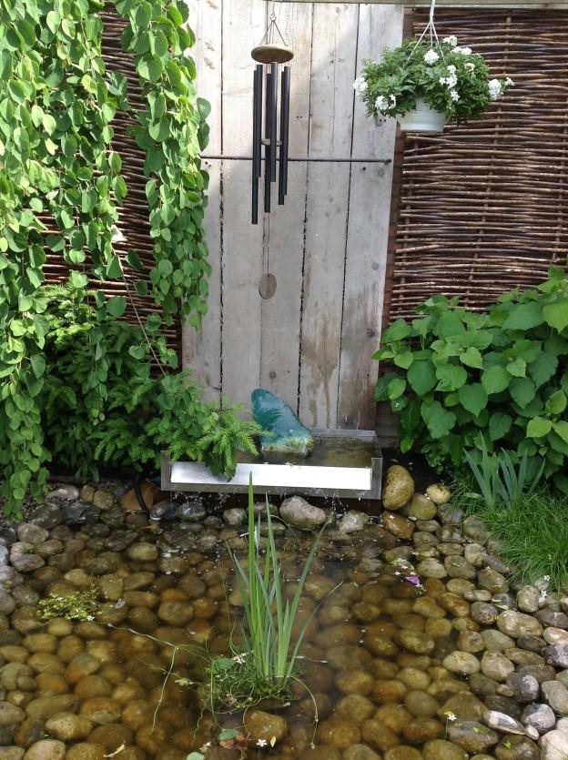spirituele tuin Leiden