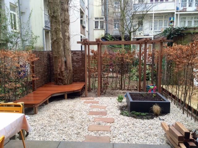Tuin met speelplek 2